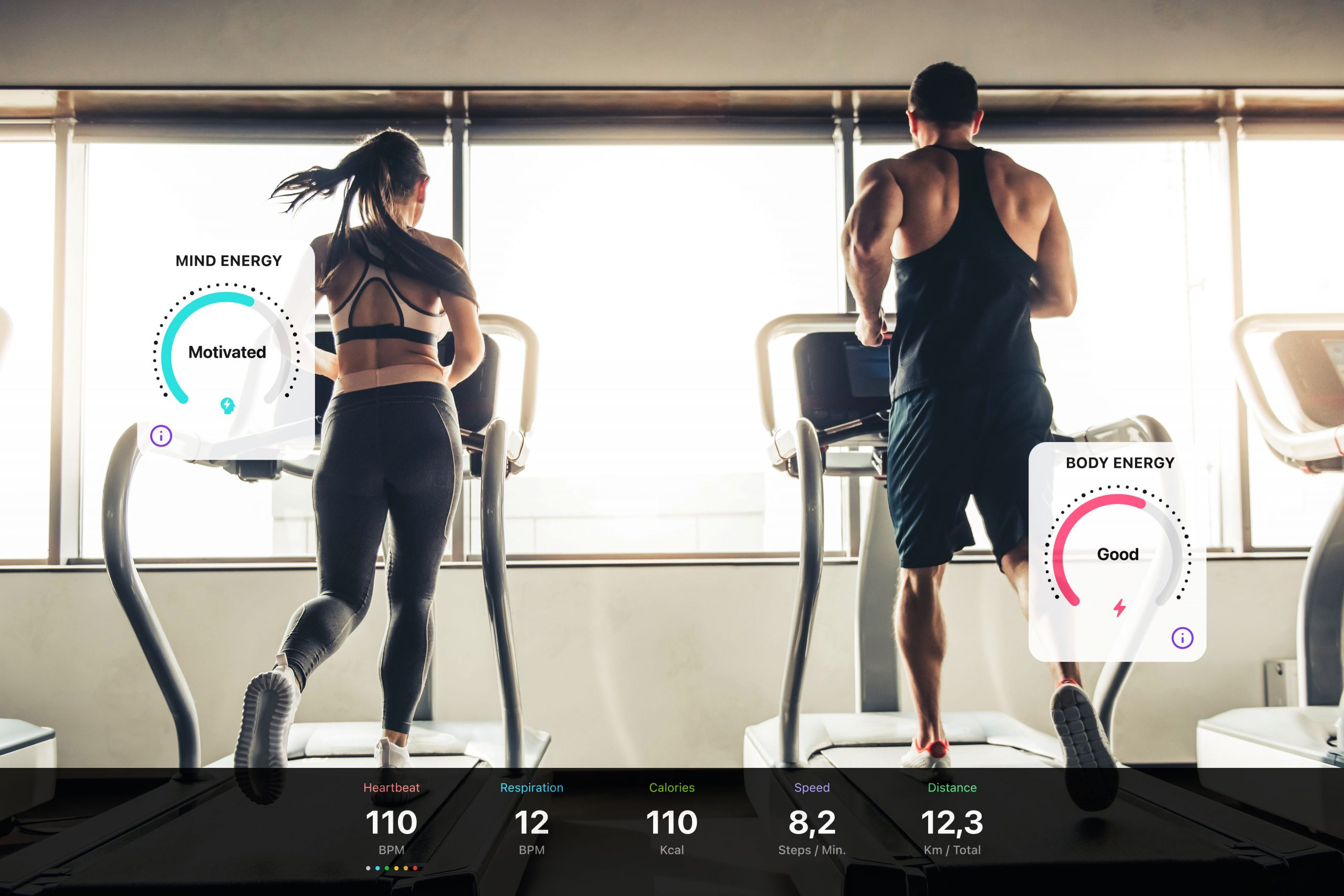 Singular Wings Fitness and Health Monitor